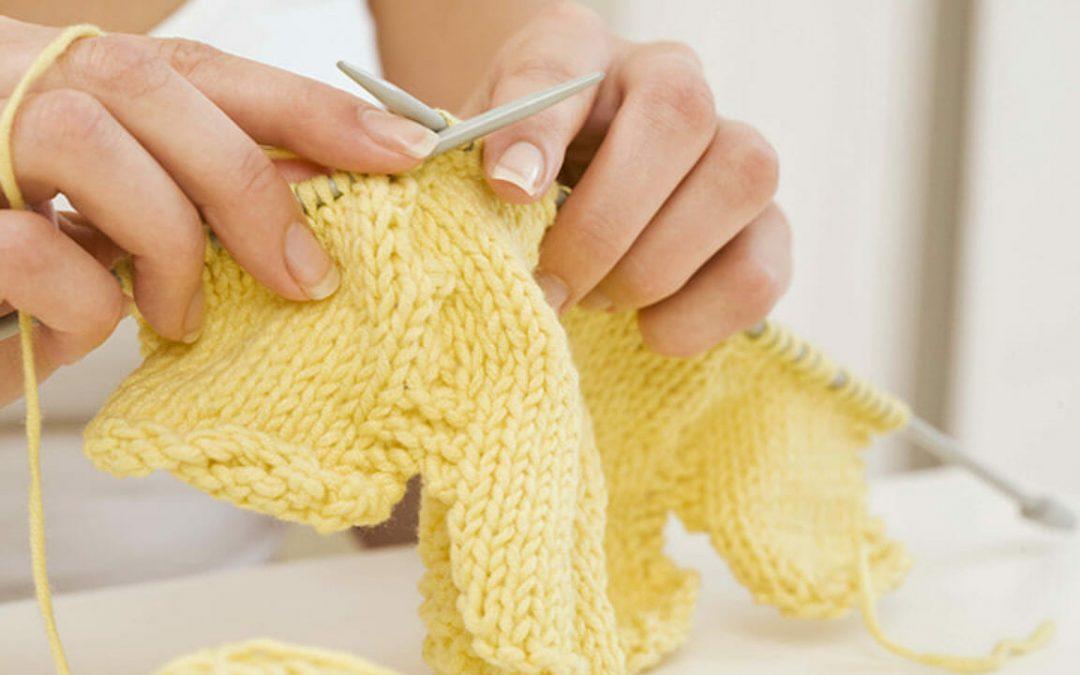Sådan kommer du i gang med at strikke